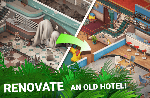 Hidden Hotel: Miami Mystery screenshots 1
