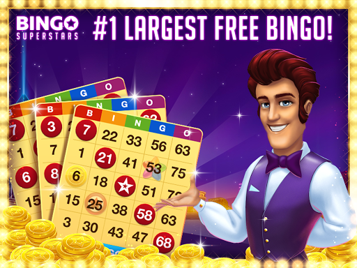 Bingo Superstars – Free Online Bingo Screenshot