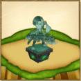 ヴィンセントの像