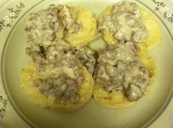 Biscuits N Gravy