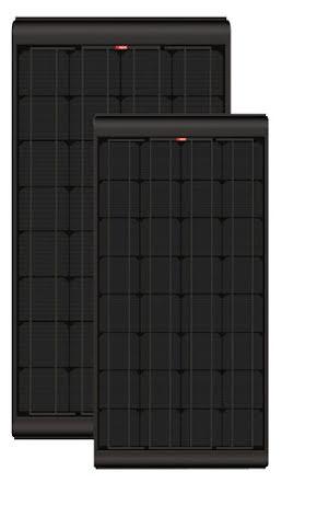 Solcell BlackSolar MPPT