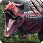 Dinosaur Hunting 2017 Sniper fps Shooting Game 3D