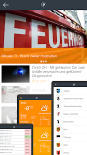 POLIZEITICKER APP 2017- screenshot thumbnail