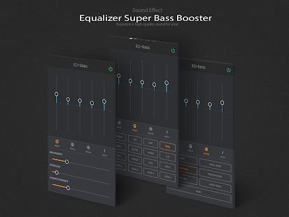 Equalizer Super Bass Booster - náhled