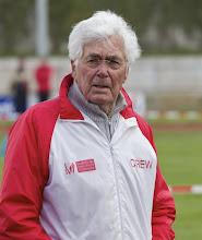 Photo: Bijna negentig jaar..., oud technisch directeur Rotterdam Marathon Dick van Maaren
