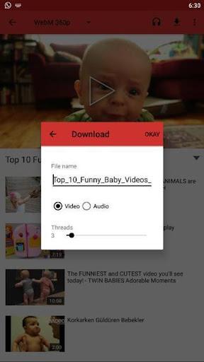 Full Movie Video Player Lite 1.1 screenshots 1