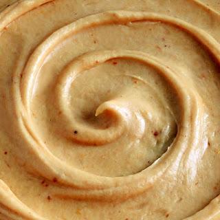Pumpkin Spice Caramel Cream Cheese Buttercream.