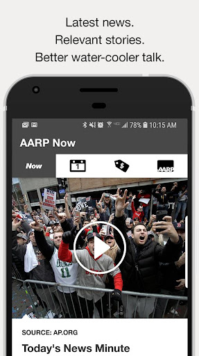 AARP Now App: News, Events & Membership Benefits 3.14.0 screenshots 2