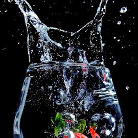 splash by Mugie Wardana - Food & Drink Fruits & Vegetables