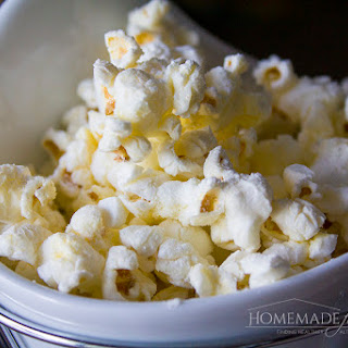 How to Make Cheese Popcorn.