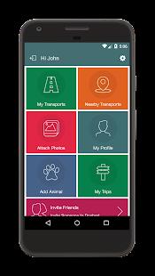 Doobert User App - náhled