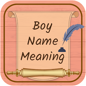 Boy Name Meaning