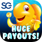 Gold Fish Casino Slots Free Icon