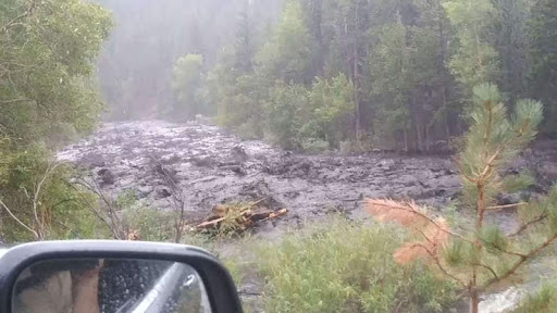 1 Killed, 2 Missing After Flash Flood Hits Colorado Canyon
