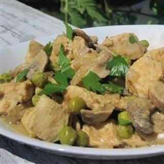 Keon's Slow Cooker Curry Chicken.