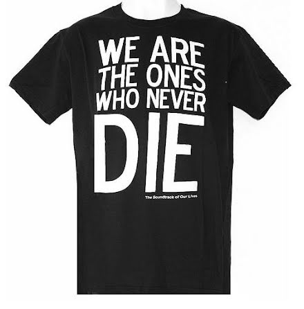 T-Shirt - We Are The - Svart
