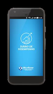 MicroPower Performa - Diário de Desempenho - náhled