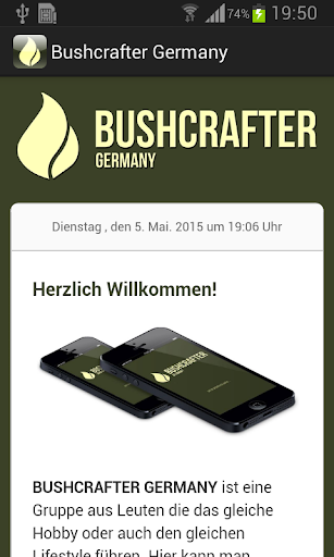 BUSHCRAFTER GERMANY