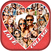 Love Photo Collage Maker and Editor