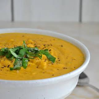 The Best Butternut Squash Soup.