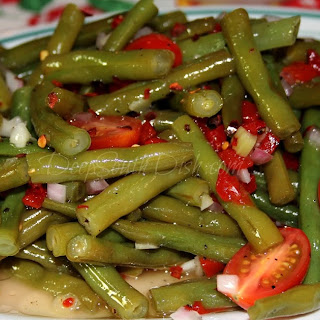 Cold Green Bean Salad Recipes