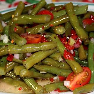 Cold Green Bean Salad Recipes.
