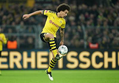 Bundesliga: Axel Witsel titulaire pour relancer Dortmund, Casteels sur sa lancée?