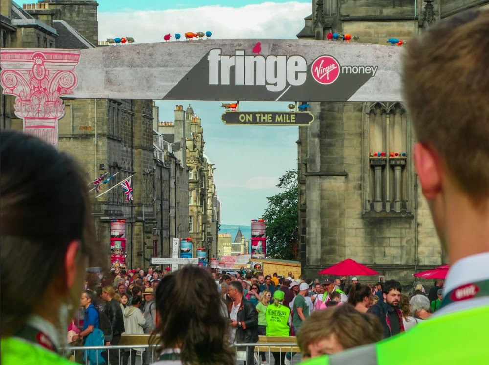 How to make the most out of the festivals in Edinburgh