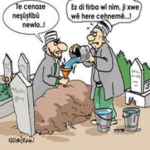 Kurdi Karikatur-Cartoon
