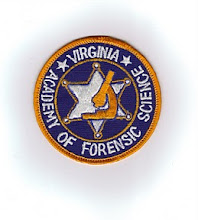 Photo: Virginia Academy of Forensic Science