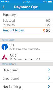 MIXS - Online Mobile Recharge screenshot 9