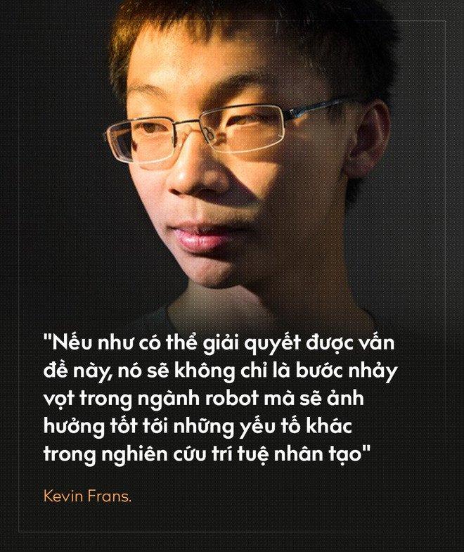 Trong các bài thử nghiệm, thuật toán này giúp hai con robot ảo với 2 và 4 chân làm được nhiều việc
