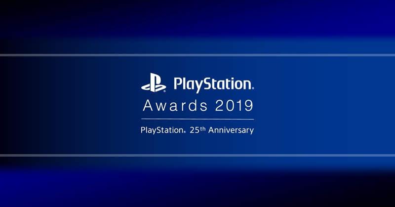 PlayStation Award 2019 งานประกาศรางวัลประจำปี