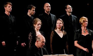 Photo: Mitglieder des Vocalensemble Rastatt, Leitung (Holger Speck)  Heinrich SCHUETZ: MUSIKALISCHE EXEQUIEN
