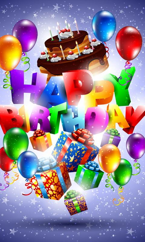 live happy birthday wallpaper Android Apps on Google Play