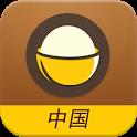 OpenRice 中国 开饭喇 icon