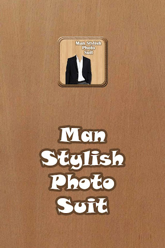 Man Stylish Suit