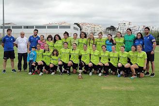 Photo: Equipa feminina tornou-se uma referência no distrito