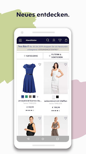 heine – Mode & Wohnen-Shopping  screenshots 3