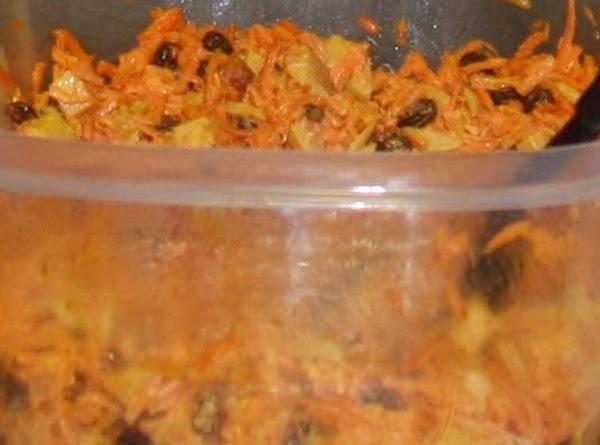 Carrot Almond Salad Recipe