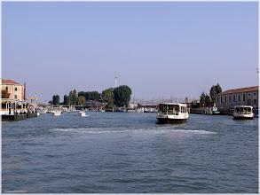 Photo: Saliendo hacia la laguna. Venecia http://www.viajesenfamilia.it