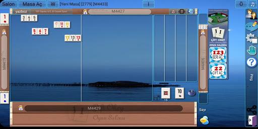 101 Okey Domino hakkarim.net 1.8.7 screenshots 4