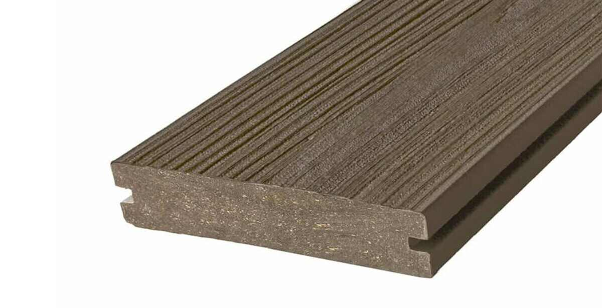 ungrooved decking