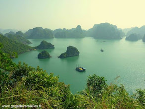 Photo: La baie d'Ha Long au Vietnam (Unesco)