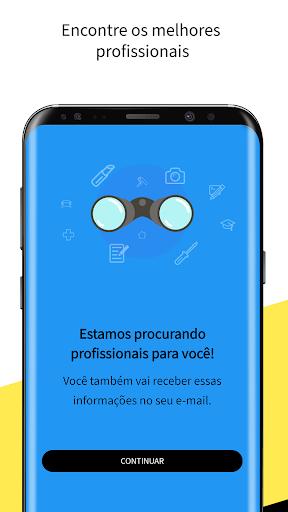 GetNinjas: Encontre Profissionais ou Serviu00e7os screenshots 3