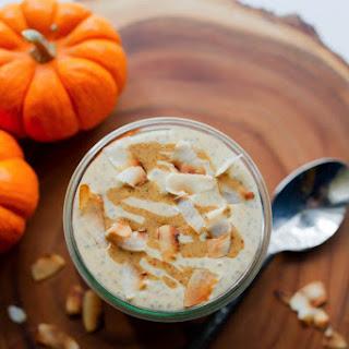 Coconut Pumpkin Chia Pudding Recipe