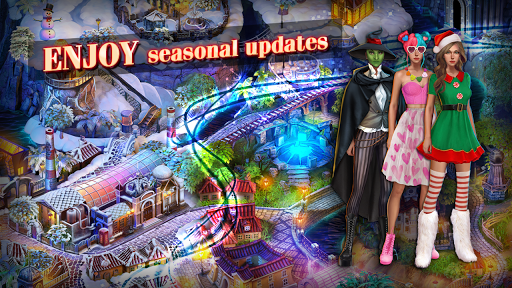 Hidden Object Games: Mystery of the City 1.16.0 screenshots 16