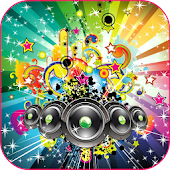 Music Party HD Live Wallpaper