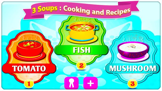 Make Soup Baking Lessons 1 screenshot