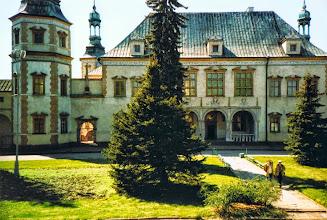 Photo: Pałac Biskupów Krakowskich.